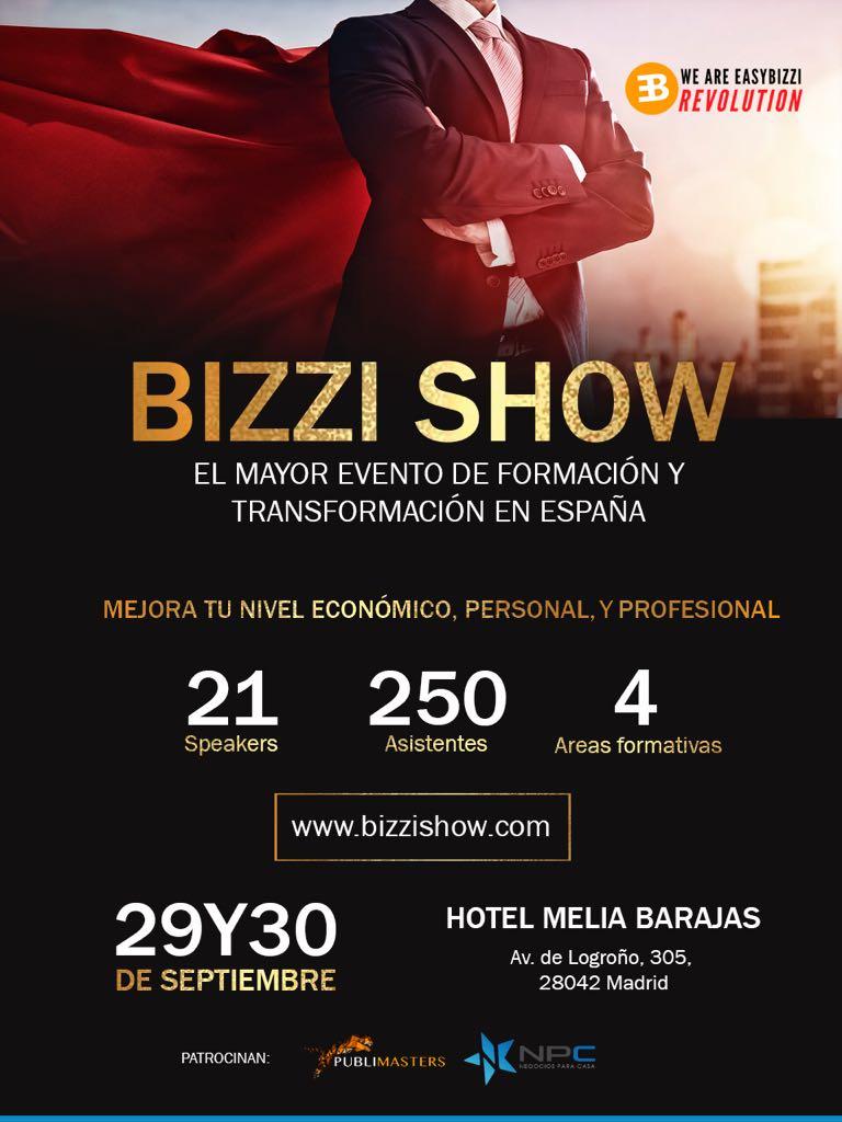 BiziShow-flayer
